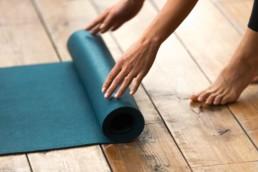 cours de pilates mat individuel à cannes